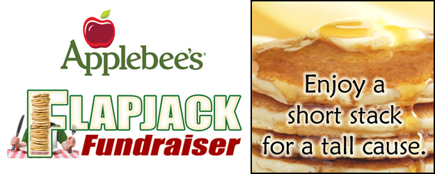 applebees pancake breakfast flyer applebees flapjack fundraiser